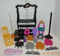 Lot of 15+ Monster High Accessories - $14.03