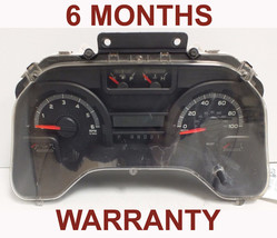 2011 FORD E350  SUPER DUTY GASOLINE, AUTO,  5.4L INSTRUMENT CLUSTER - $148.45