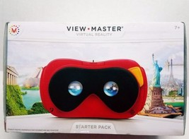 Mattel View-Master Virtual Reality Starter Pack NEW IN BOX - $29.69