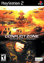 Conflict Zone (Sony PlayStation 2, 2002) Complete - $6.92