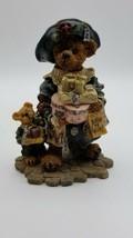 Boyds Bear Bearstone  Grace and Jonathan Born To Shop Figurine 228306  - $3.91
