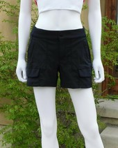 Black Cargo Shorts by Athleta (Trekkie Cargo Shorts 2.0), size small, - $37.62