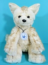 "Build A Bear Fennec Fox 12"" Plush Stuffed St. Louis Zoo WildCare Institu... - $29.95"