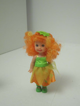 Kelly As A Pumpkin 2006 Halloween Party Deboxed MINT Barbie Little Siste... - $9.00