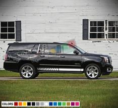 Stripes FOR GMC Yukon bar decal Headlight Bumper Sport 2012 2016 2019 2020 2021  - $34.60+