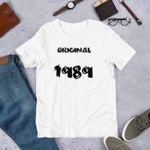 30th Birthday Shirt, 1989 shirt, vintage birthday shirt, 30th birthday S... - $32.00