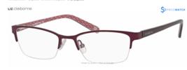 Liz Claiborne L 428 OFS7 Plum Petite Eyeglass Frames 49-17-135 - $99.95