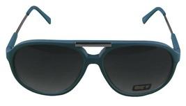 NEW Quay Eyeware Australia 1489 Matte Blue 100% UV Sunglasses Sunnies Shades