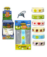 Mosquito Buster Band – Assorted Designs / 72 Pieces - $67.72