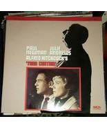 "Torn Curtain Hitchcock Laserdisc 12"" Paul Newman, Julie Andrews - $27.99"