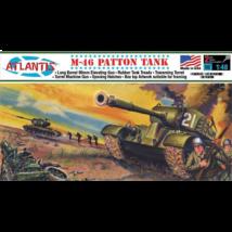 Atlantis 1/48 Scale US M46 Patton Tank - AMCA301 - $21.90