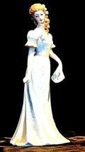 "Figurine Victoria Signed ""Mizuno"" Homco 1991 AB 521-BVintage - $49.95"