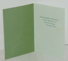 Hallmark XZH 250 1 Hanging Stockings Christmas Card Package 2 image 2