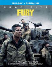 Fury (2014/Blu-Ray/Ultraviolet/Ws 2.40/Eng/Dol Dig 5.1)