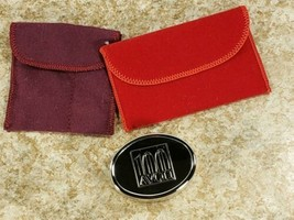 Avon 100 Trinket Box Liberty Pin Business Card Holder Rose Keychain Pendant - $24.23