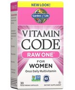 Garden of Life : Raw One For Women - 30 Vegetarian Capsules - See Descri... - $16.99