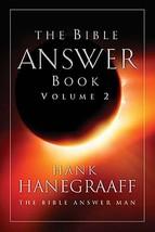 The Bible Answer Book: Volume 2 Hanegraaff, Hank - $15.99