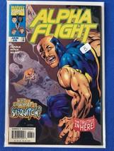 Alpha Flight #6   1997 Marvel comics - B - $1.85