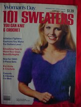 Woman's Day Super Special 101 Sweaters, Knit & ... - $5.47