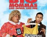NEW Big Mommas Like Father, Like Son Blu-ray Disc + DVD Combo Wide Screen 2011