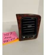 Jaguar XJ6 1995-1997 Dash AC Vent RH Passenger Side Some Flaws Used OEM ... - $19.79