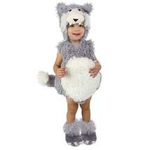 Princess Paradise Vintage Beau the Big Bad Wolf Infant Halloween Costume... - $41.99