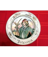 """PLATE Royal Doulton 'The Falconer ' Professionals Seriesware 10 1/2"""" D62... - $29.24"""