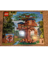 LEGO Ideas Tree House 21318 RETIRING SOON Treehouse OFFICIAL NEW SHIPS NOW - $247.45