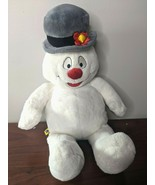 Build-a-Bear Workshop Frosty the Snowman Christmas Stuffed Animal Plush ... - $19.30