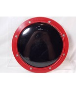 """Remo Weather King 8"""" Tunable Drum Practice Pad Red Plastic Made in USA - $19.79"""