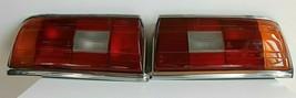 Tail Lights BMW E12 Late Facelift OEM Euro Rear Full Set Taillights 5 se... - $246.51