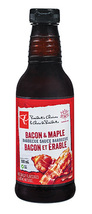 President's Choice Bacon & Maple Barbecue Sauce 4 x 500ml Canadian  - $59.99
