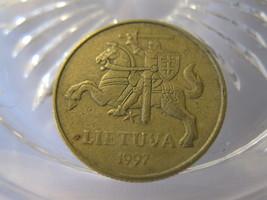(FC-223) 1997 Lithuania: 50 Centu - $2.00