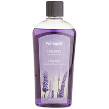 Pier 1 Imports concentrated Reed Diffuser Refill Oil 16OZ   	Lavender - $624,55 MXN