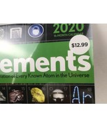 The Elements 2020 2 Calendars Every Known Atom in the Universe Wall Cale... - $10.61