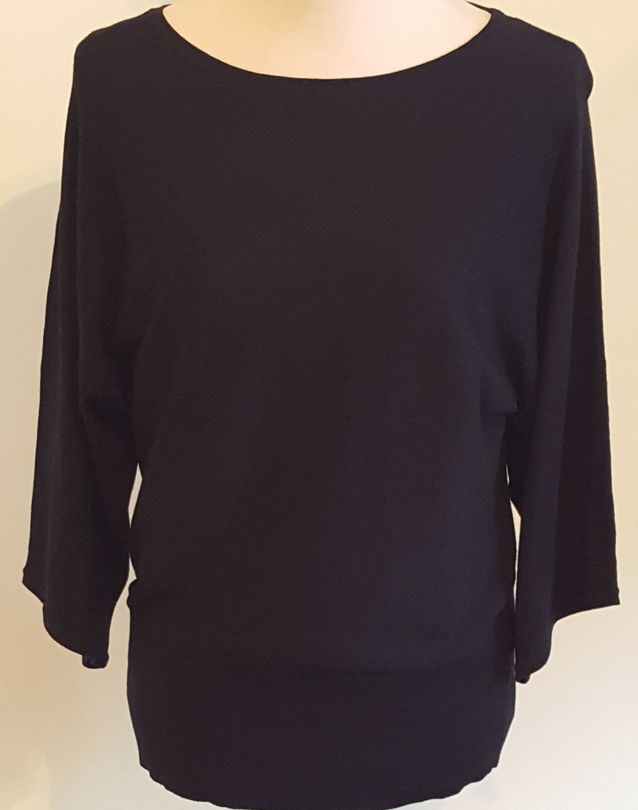 613ebee498 Talbots Ca 23147 – Women's Black Knit Top and 50 similar items