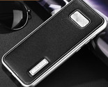 Er back cover kickstand for samsung galaxy s8 plus silver black p20170510141423405 thumb155 crop