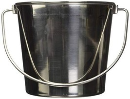 Fuzzy Puppy Pet Products HDP-6 Heavy Duty Pail with Handle, 6 Quart - $25.06