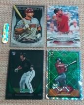 Paul Goldschmidt Cards LOT(4) Rookie /FOIL / MLB DEBUT Cards US Free Shi... - $13.07