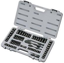 Stanley 92-824 69 Piece Black Chrome Socket Set - $81.07