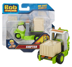 Bob The Builder Shifter Die Cast Vehicle Classic Series New in Package - $19.88