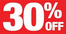 30% off sale ends On Sunday.. Get what you want and need while you can!  - $0.00