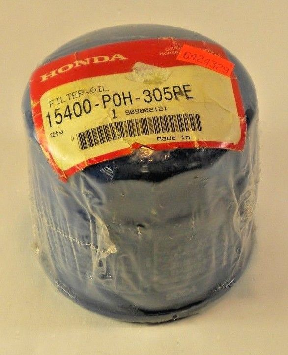 Primary image for HONDA OIL FILTER 15400-P0H-305PE