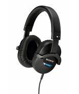 Sony - MDR-7510 - Closed-Back Studio Headphones - Black - $128.69