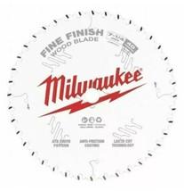 "Milwaukee 48-40-0726 7-1/4"" 40T Fine Finish Circular Saw Blade - $19.59"