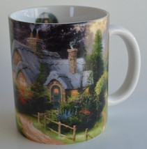 AMCAL ~ A New Day Dawning by Thomas Kinkade ~ Coffee Cup Mug ~ Cottage - $29.95