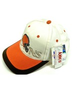 "Cleveland Browns Vintage NFL 20% Wool Block ""Browns"" Logo Cap (New) By A... - $24.99"