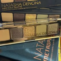 Natasha Denona MINI GOLD PALETTE New In Box Fresh image 4