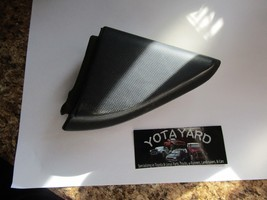 2003 Toyota Corolla Left Front Interior Mirror Trim Cover Gray 67492-12460 Yy - $14.85