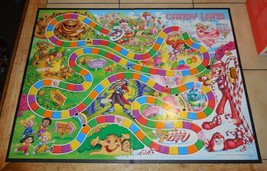 Candy Land Candyland Replacement Game Board Hasbro - $5.00